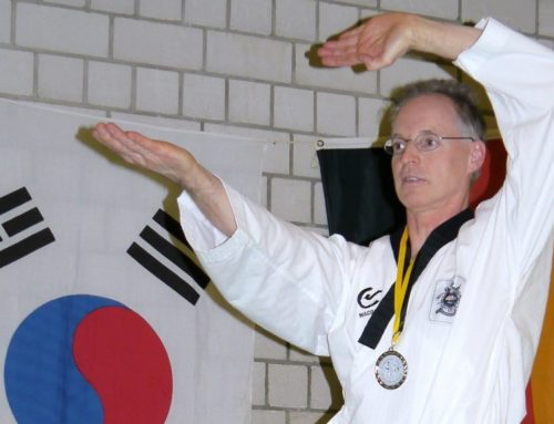 Taekwondo-Sportler erfolgreich