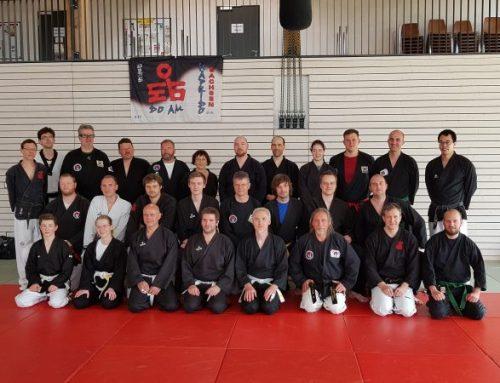 Hapkido-Lehrgang